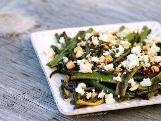 Lemony Roasted Green Beans | Food & Nutrition | Stone Soup