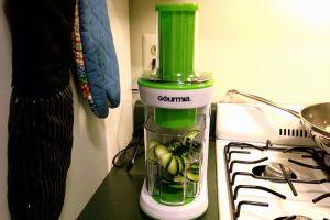 Gourmia Spiralizer