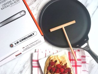 Cook Crepes like a Pro with Le Creuset's Nonstick Crepe Pan