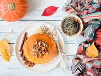 Pumpkin Teff Pancakes - Food & Nutrition Magazine - Stone Soup