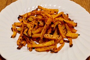 Rutabaga Fries Will Leave You Rooting for this Veggie