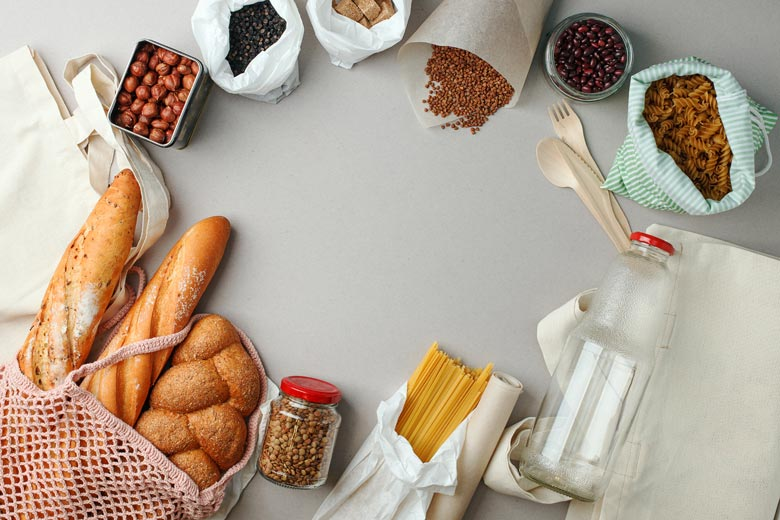 Nutrition and Sustainability: Impacts of Plastics from Food Packaging on Our Environment