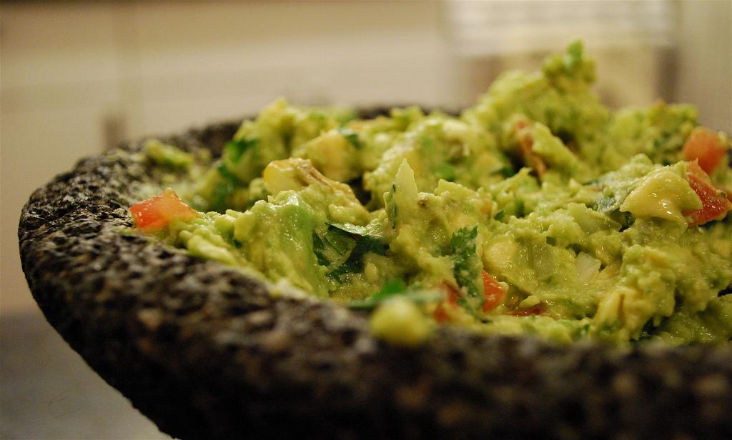 Comida mexicana afrodisíaca