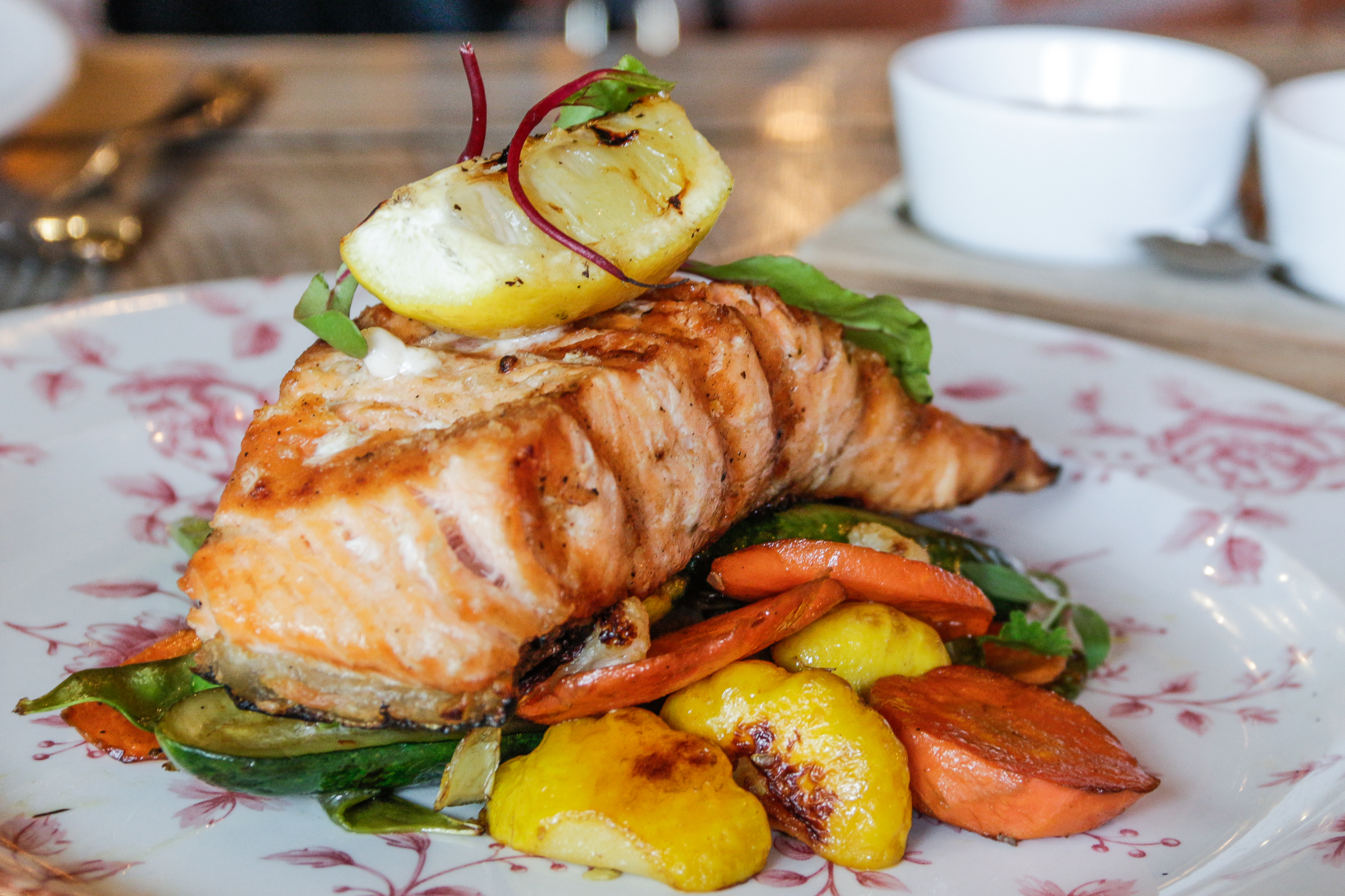 Los 9 mejores lugares en la CDMX para comer un buen salmón a la parrilla