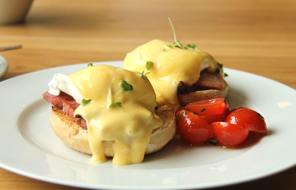 Lo mejores lugares para desayunar huevos benedictinos en la CDMX