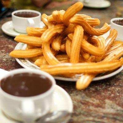 Los 7 lugares con los mejores churros de la CDMX (morirás de amor)