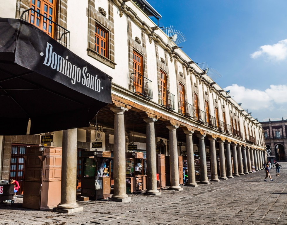 Hotel Domingo Santo Cocina Mexicana De Autor En Una Bella