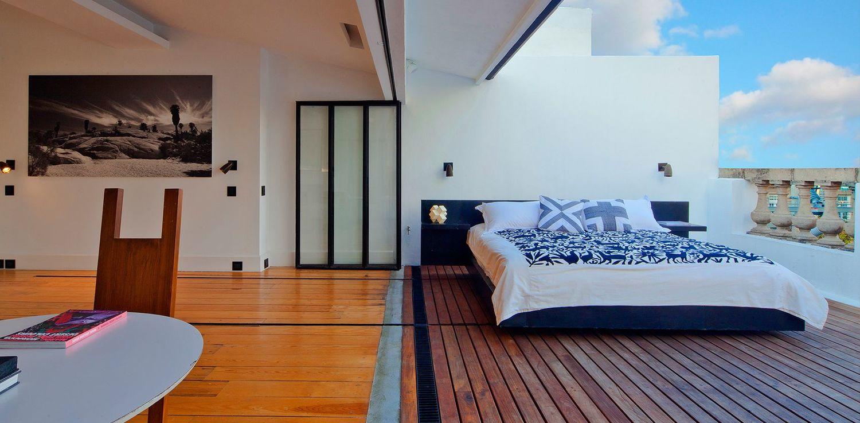 Este hotel de la CDMX tiene camas al aire libre para dormir bajo las estrellas