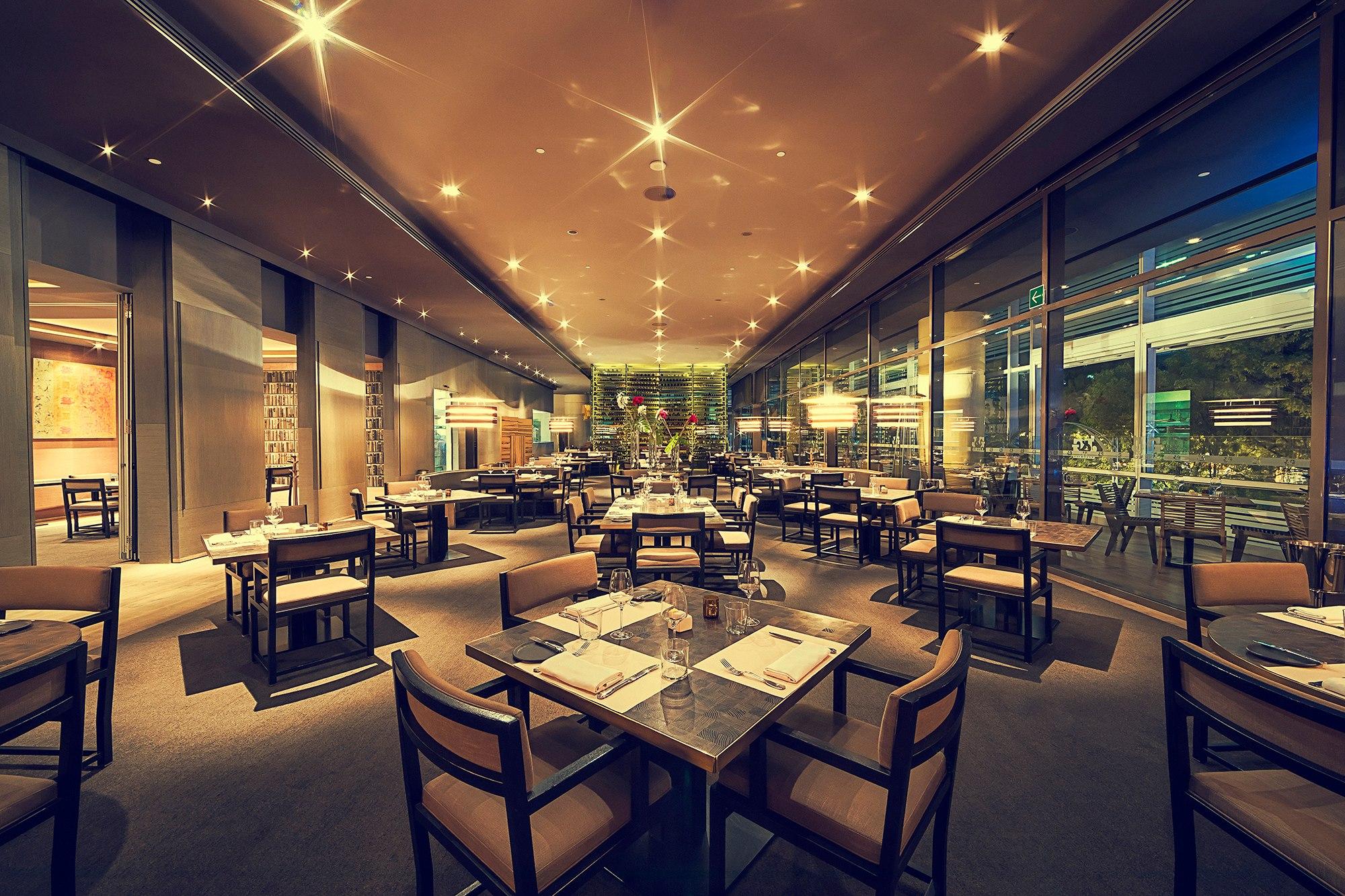 Los mejores restaurantes en la CDMX para una comida de negocios
