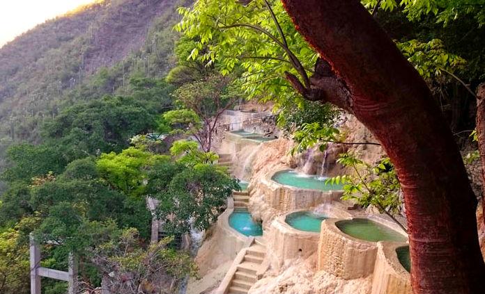 4 jacuzzis naturales de México que tienes que visitar para decir que has vivido