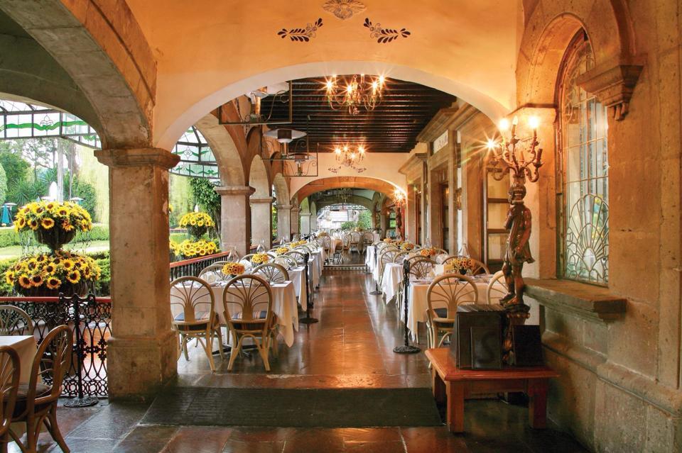 ¿Qué puede ser mejor que brindar con una copa de vino en uno de los restaurantes con jardín que encontrarás en la CDMX? Estos oasis escondidos son ideales para desconectarte.