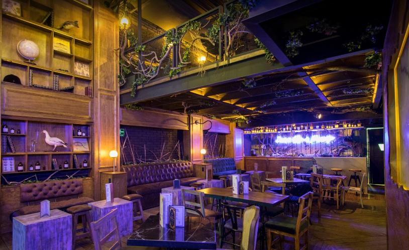 6 de los bares más 'cool' y peculiares del momento en la CDMX