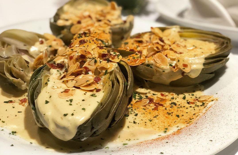 5 restaurantes en donde probarás las mejores alcachofas de la CDMX