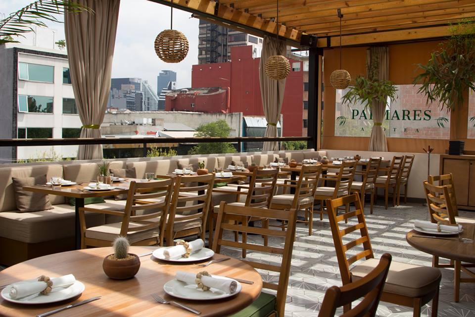 5 restaurantes con mucha 'onda' para ir por unos 'drinks' en la ROMA