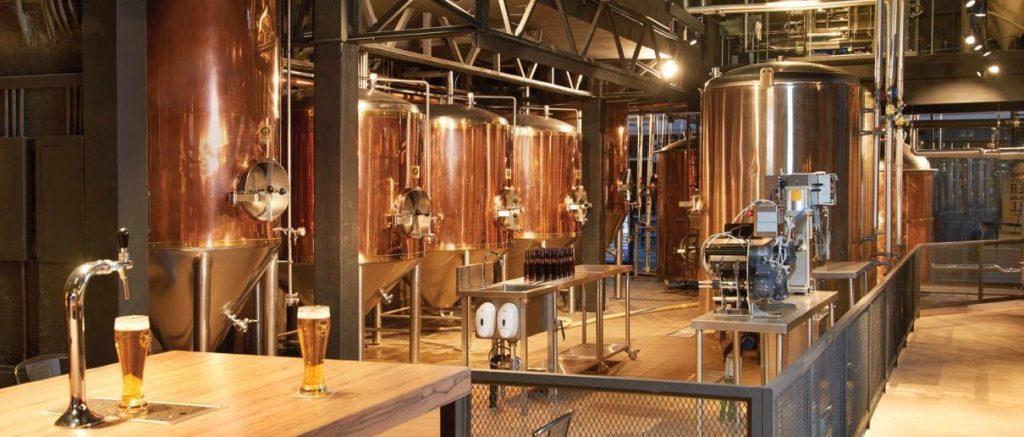 Beer Factory: El templo cervecero más espectacular de la CDMX