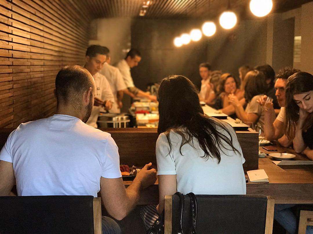9 'sushi spots' en la CDMX para ir a cenar con tu 'cuchurrumín(a)'