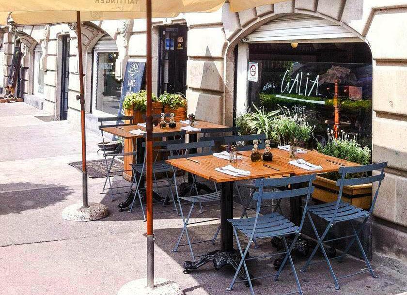 6 'rinconcitos' franceses para desayunar delicioso en la CDMX (omelettes, croissants, café au lait y más)