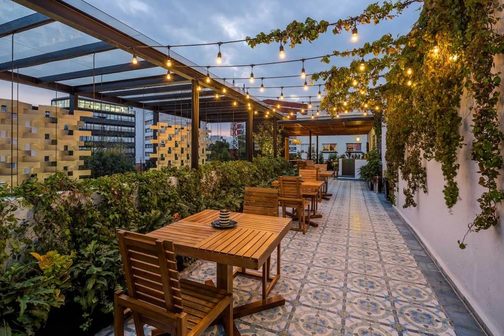 Casa Decu: El hotel de diseño más 'chic' de la Condesa (extremadamente lindo)