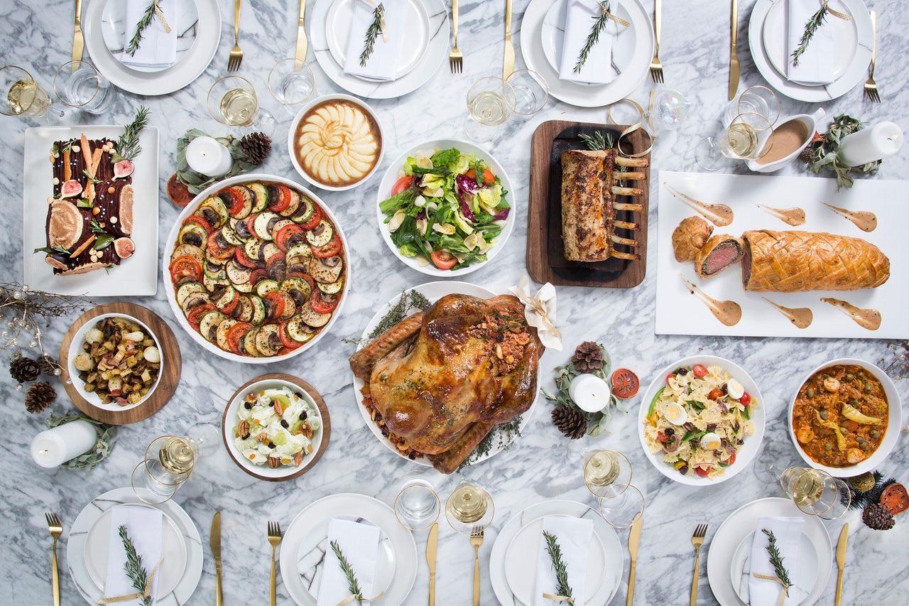 Olvídate de cocinar y llévate a casa el menú navideño de Cantina Palacio