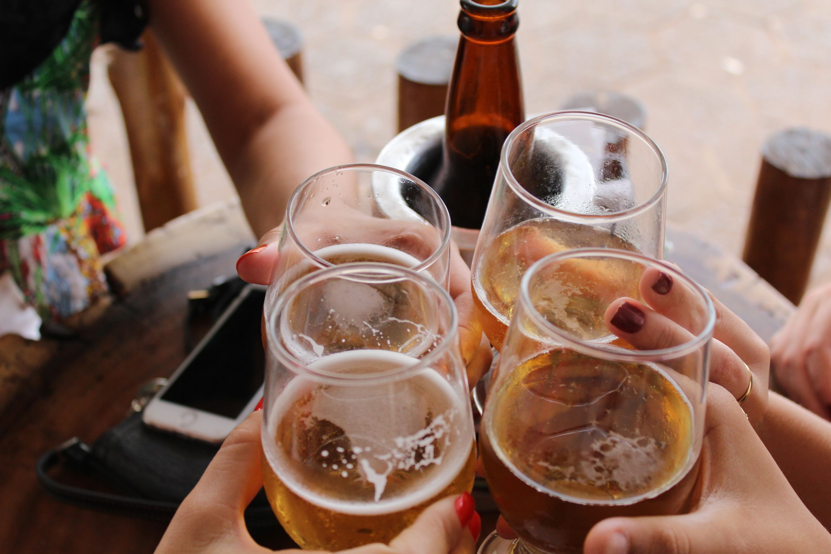 El brunch sabe mejor con cerveza artesanal