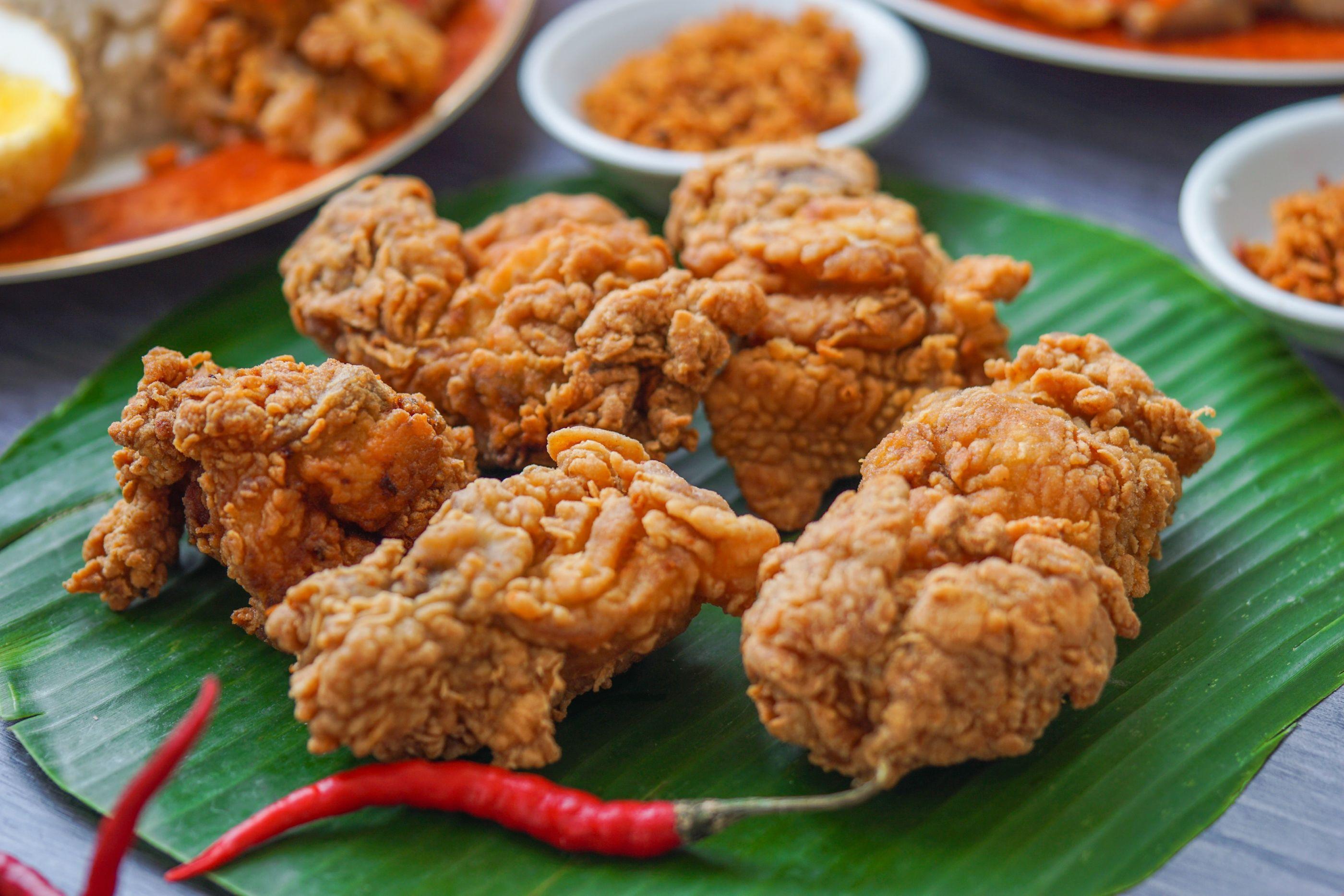 5 locales para comer el pollo frito más crujiente y rico de la CDMX