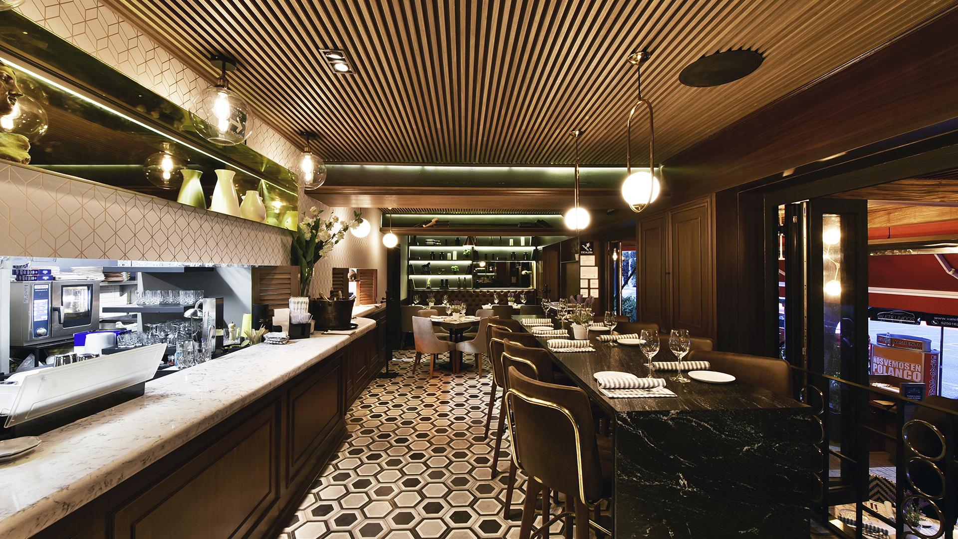 Los 12+1 restaurantes más románticos de Polanco