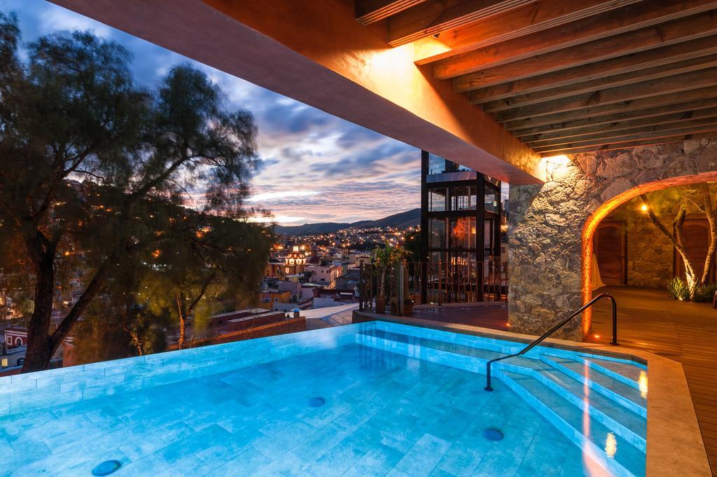 Los 8 hoteles más románticos de Guanajuato (muy cerca del Callejón del Beso)