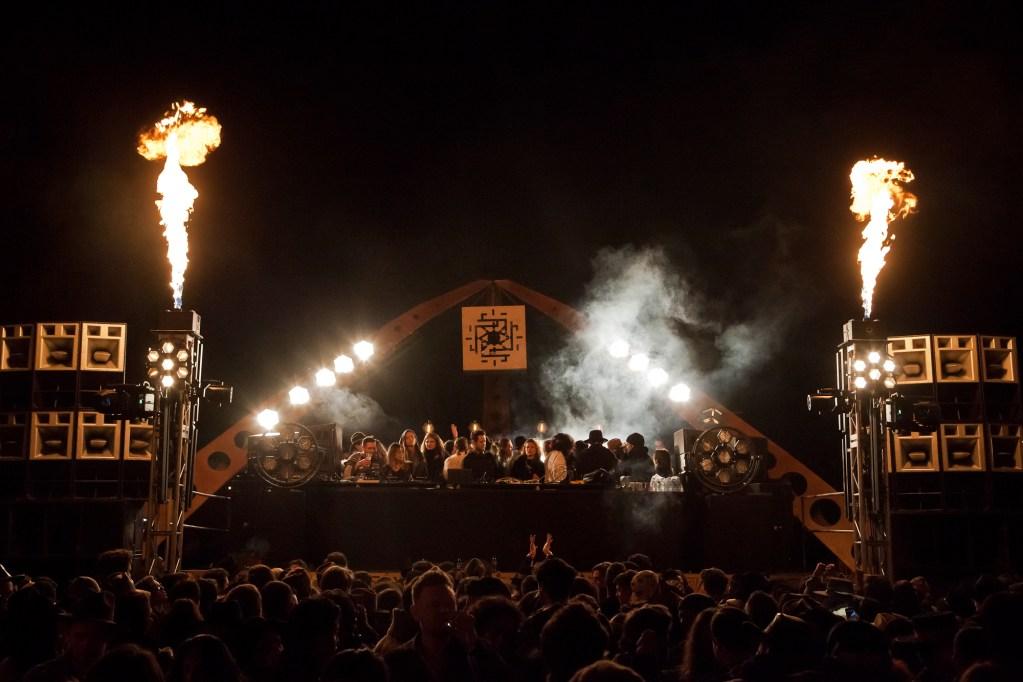 Así se vivió Tribu Capítulo II: El festival de música electrónica más 'cool' y enigmático