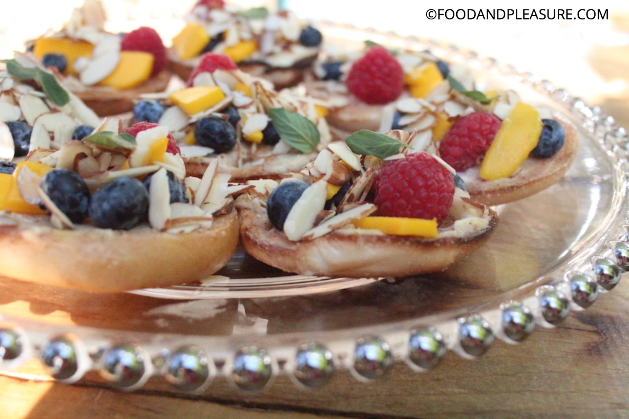 6 recetas de 'snacks' saludables con almendras (súper fáciles y deliciosos)