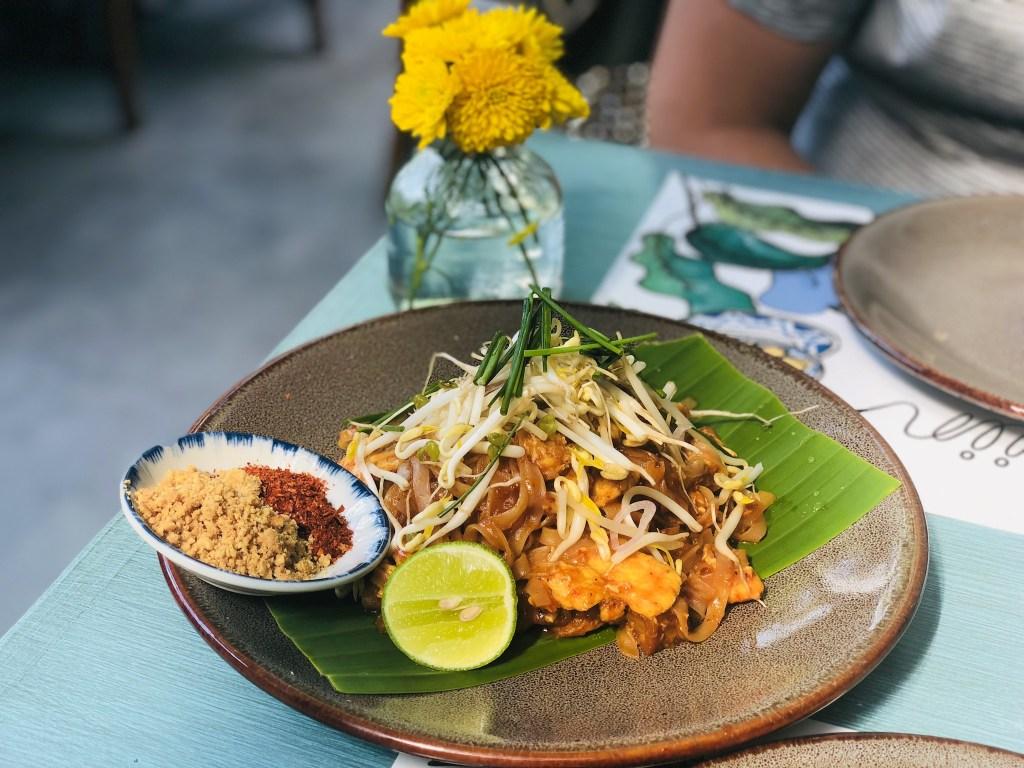 6 restaurantes en la CDMX para adictos al Pad Thai
