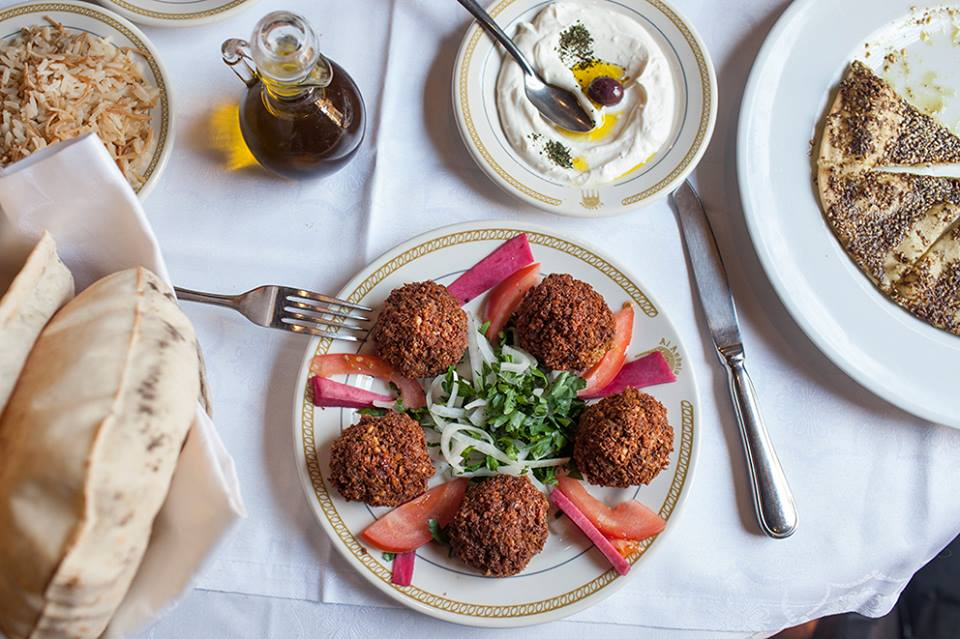Los 5 restaurantes para probar la auténtica cocina libanesa en la CDMX