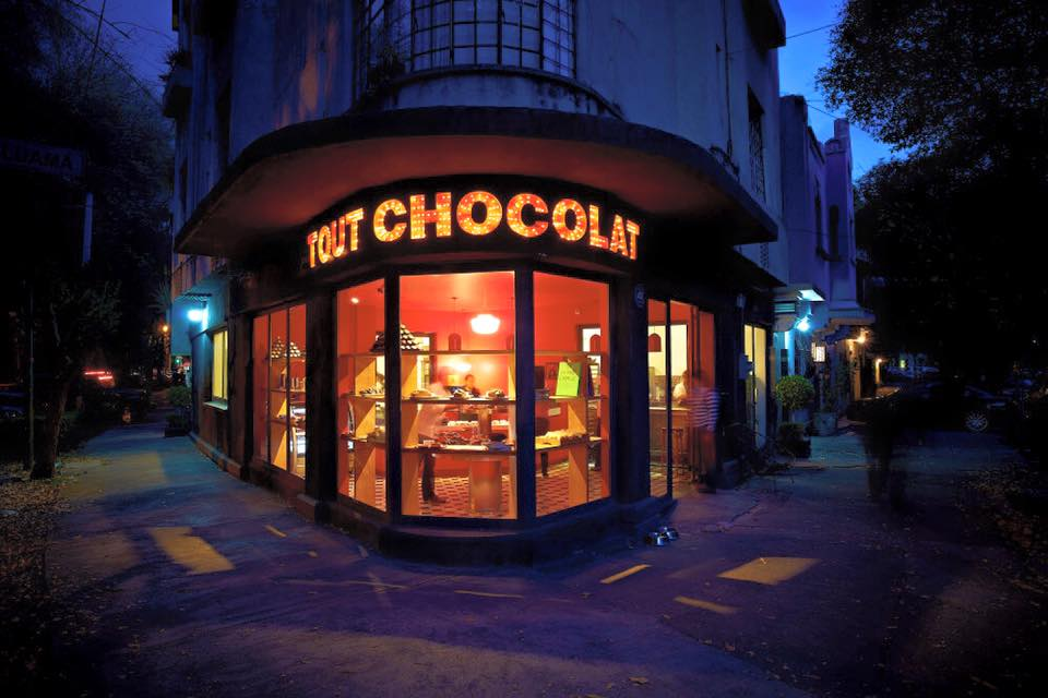 Hablemos de la chocolatería de la Condesa que te permite vivir auténticas experiencias culinarias
