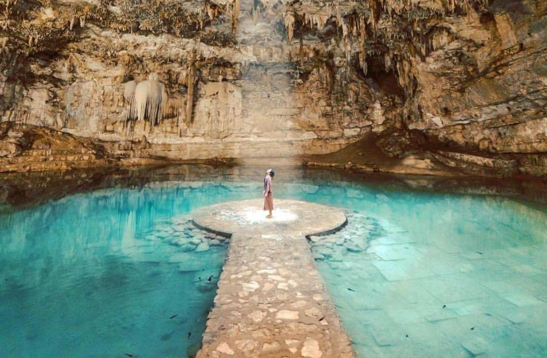 7 cenotes de agua turquesa en los que tienes que nadar por lo menos una vez en la vida