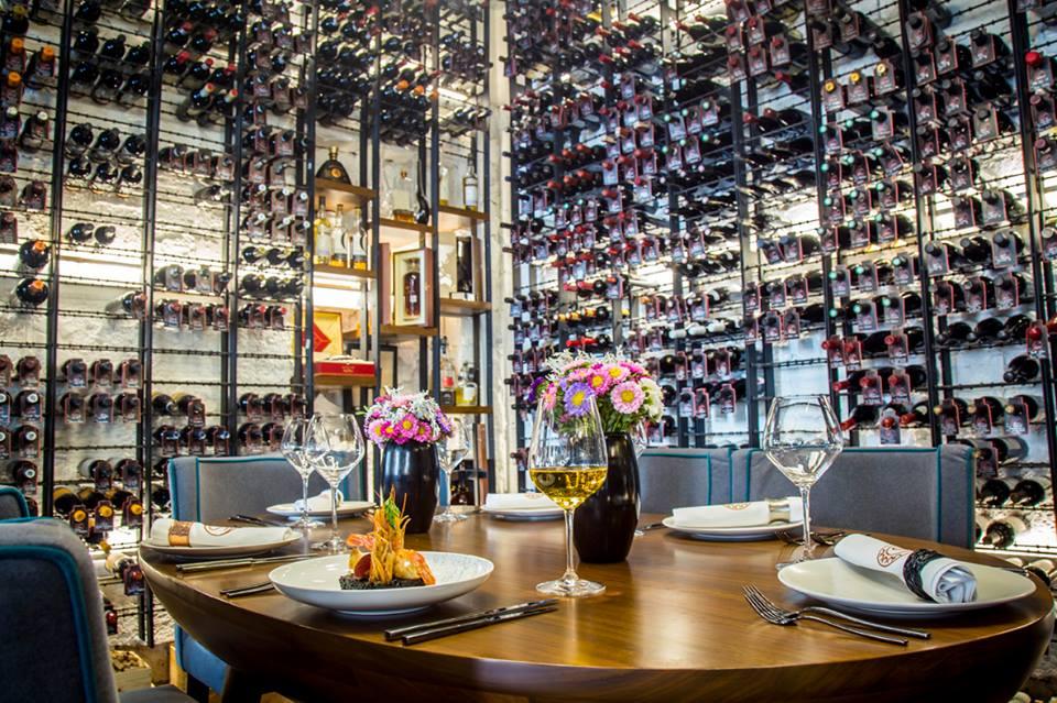 Restaurantes con cavas espectaculares en la CDMX