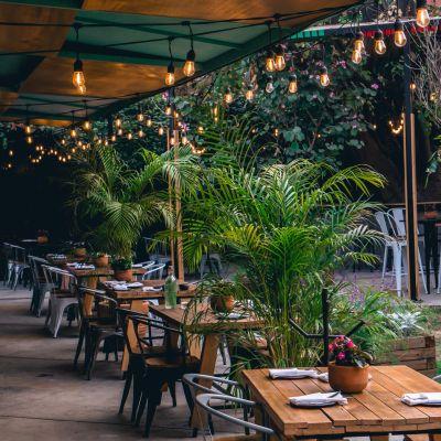 Los 12 restaurantes más espectaculares para cenar al aire libre en la CDMX
