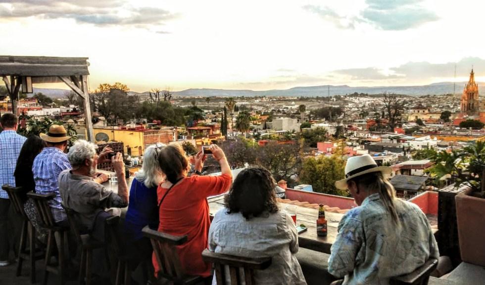 6 De Los Restaurantes Mas Bonitos En San Miguel De Allende Food Pleasure