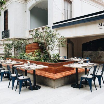 Madre Café: El restaurante al aire libre de la Roma que parece sacado de Pinterest