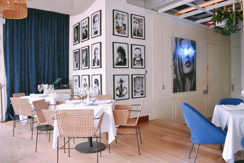 Villa Azur: Bienvenido al restaurante de alta cocina más 'chic' de Masaryk