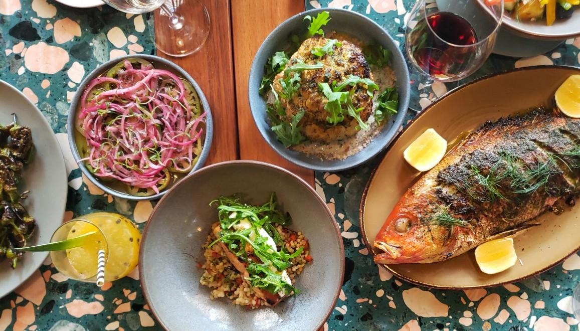 Olenna, el nuevo restaurante del sur que te transportará al mediterráneo