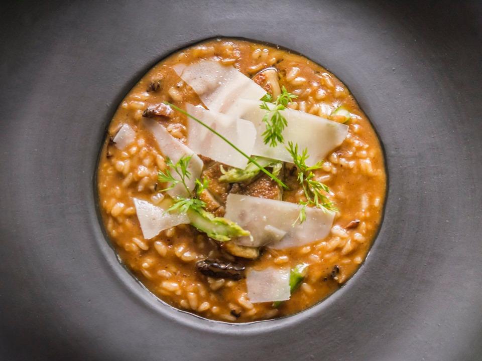 7 restaurantes para comer un delicioso risotto en la CDMX