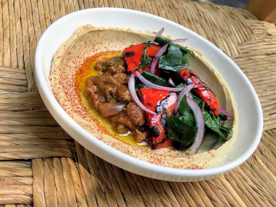 7 lugares para comer un rico hummus en la CDMX