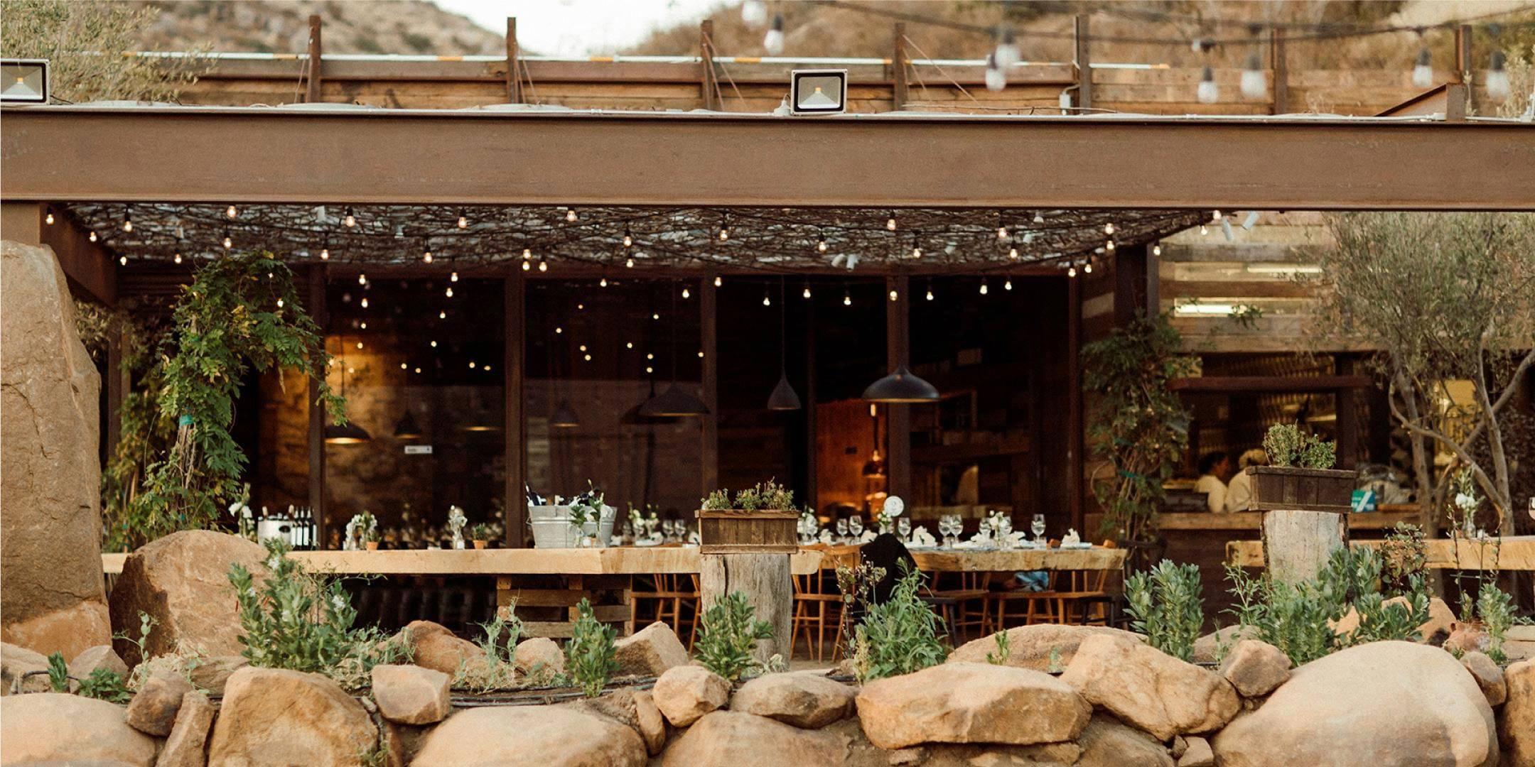 7 restaurantes con mucho encanto que tienes que conocer en Valle de Guadalupe