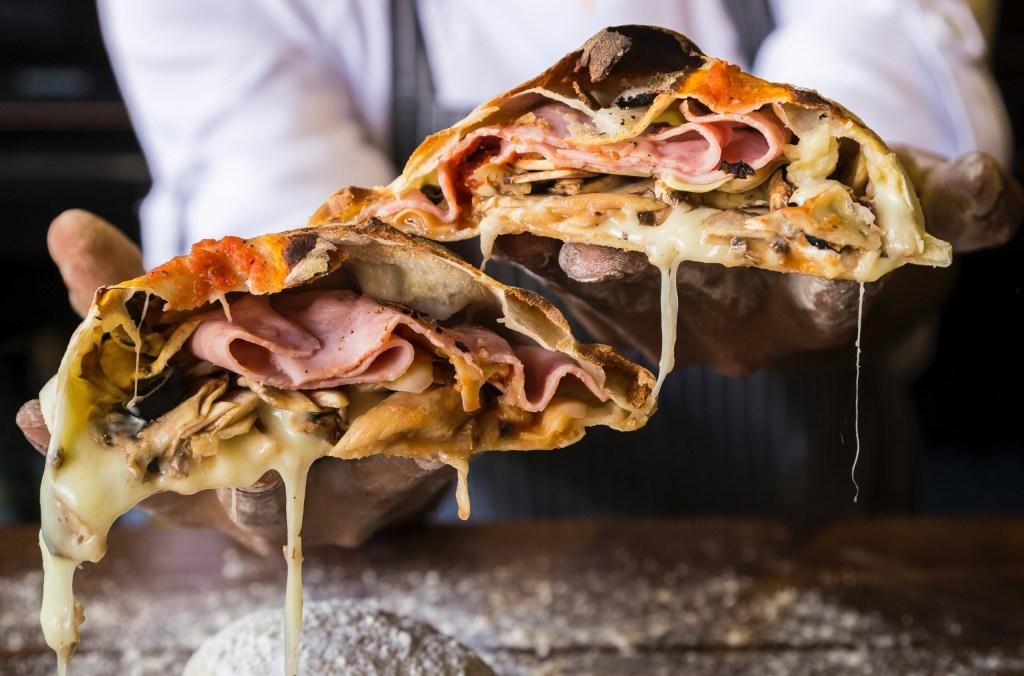 5 restaurantes para comer un delicioso (y muy italiano) calzone en la CDMX