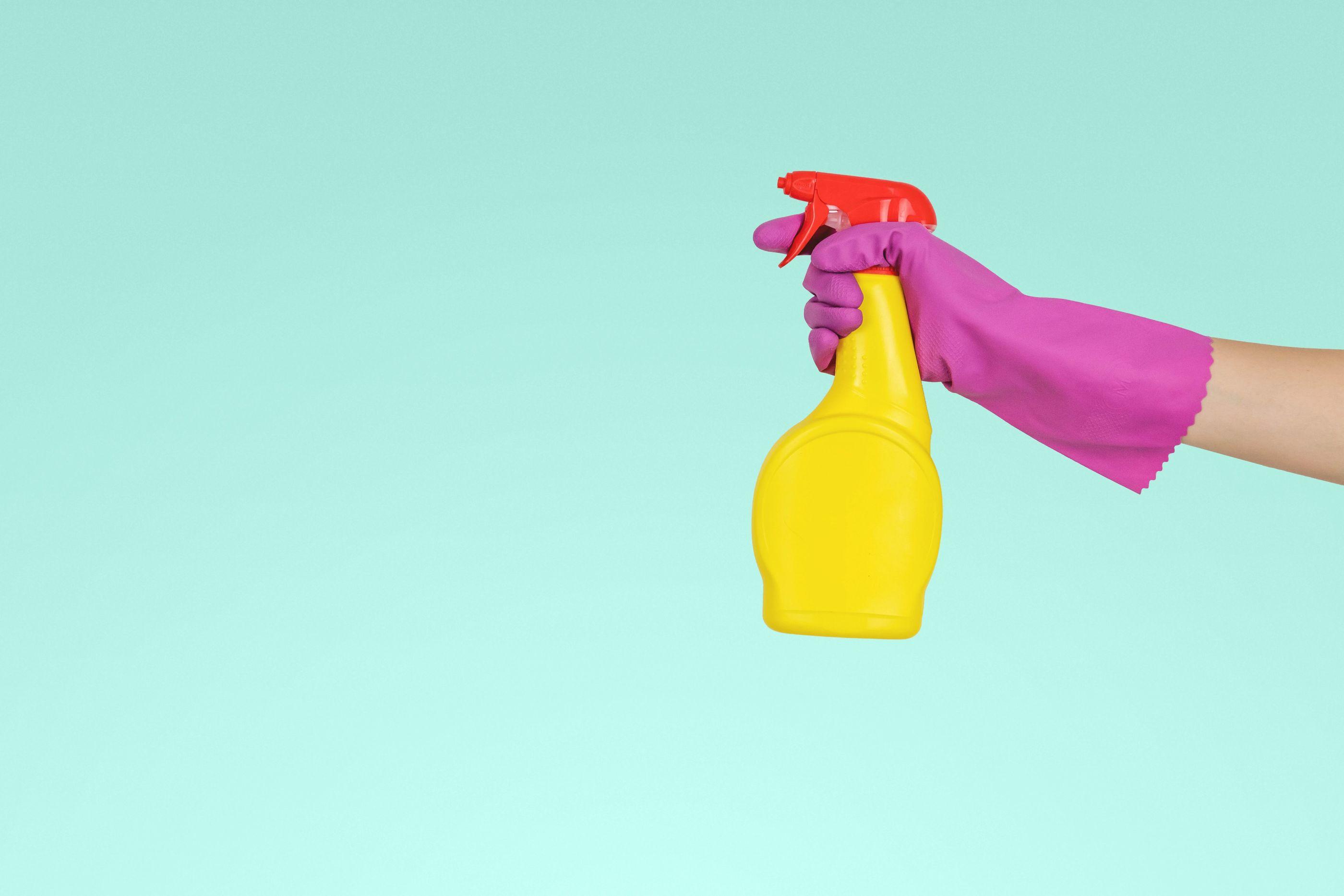 Los 7 lugares de tu casa en donde se acumulan más gérmenes