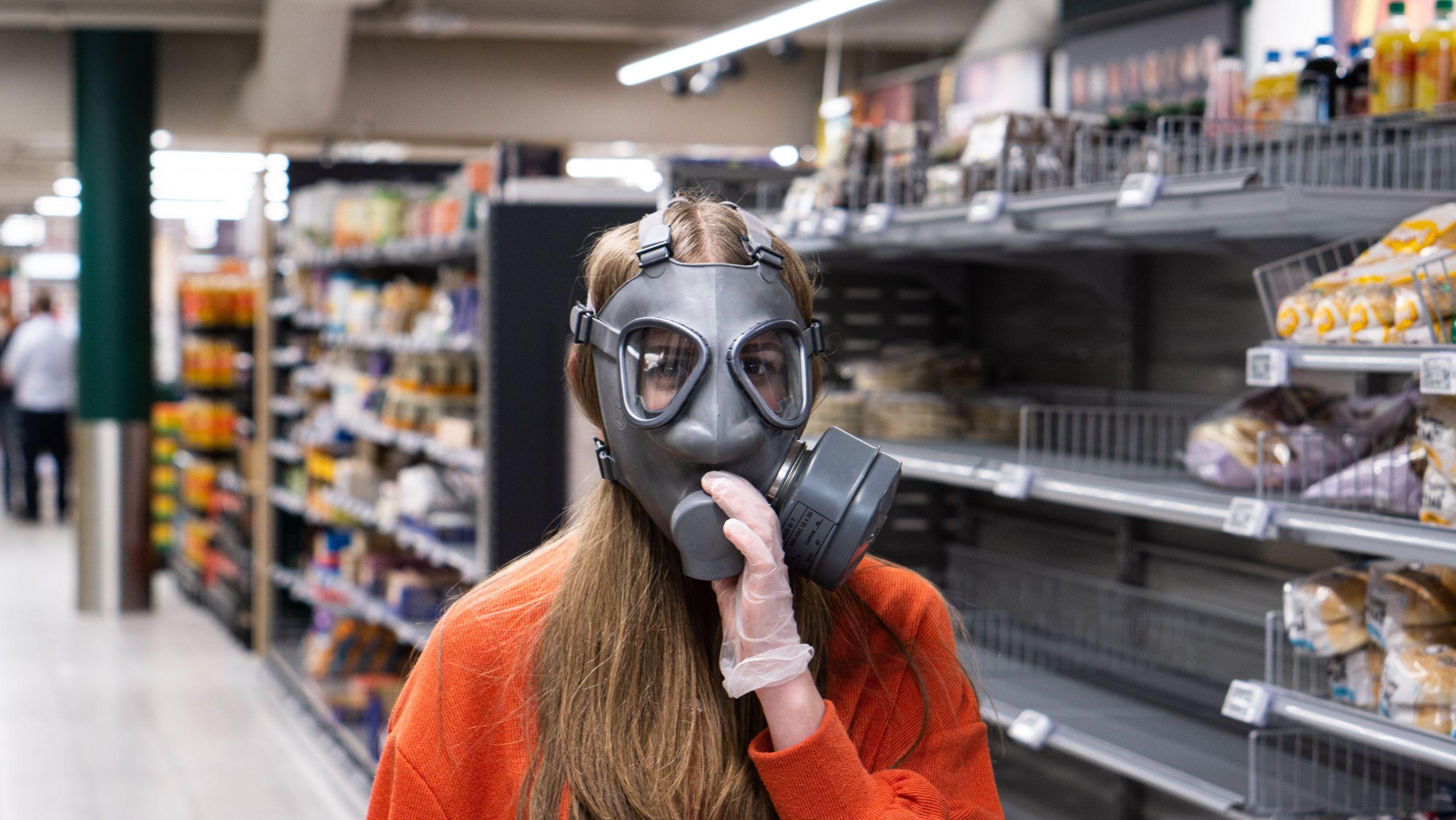 11 consejos para ir al supermercado sin riesgo de contagiarte