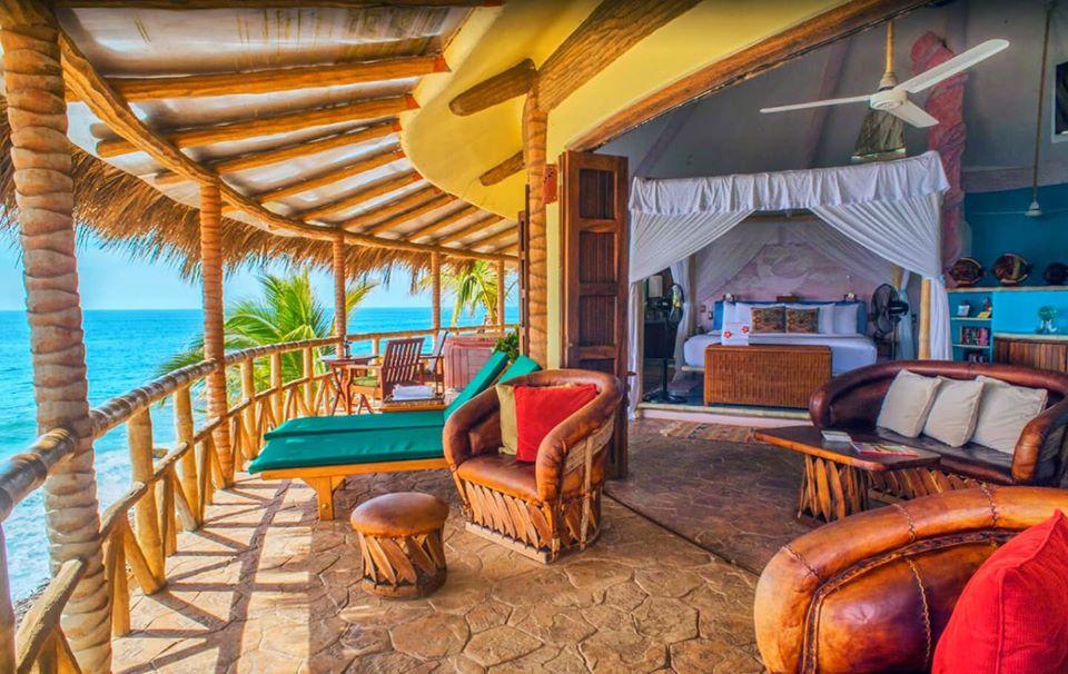 6 preciosos 'hotelitos' de playa para hospedarte en Sayulita (todos con ambiente 'boho')