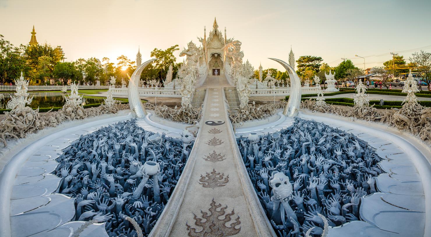 10 de los templos más espectaculares de Asia (tienes que conocerlos antes de morir)