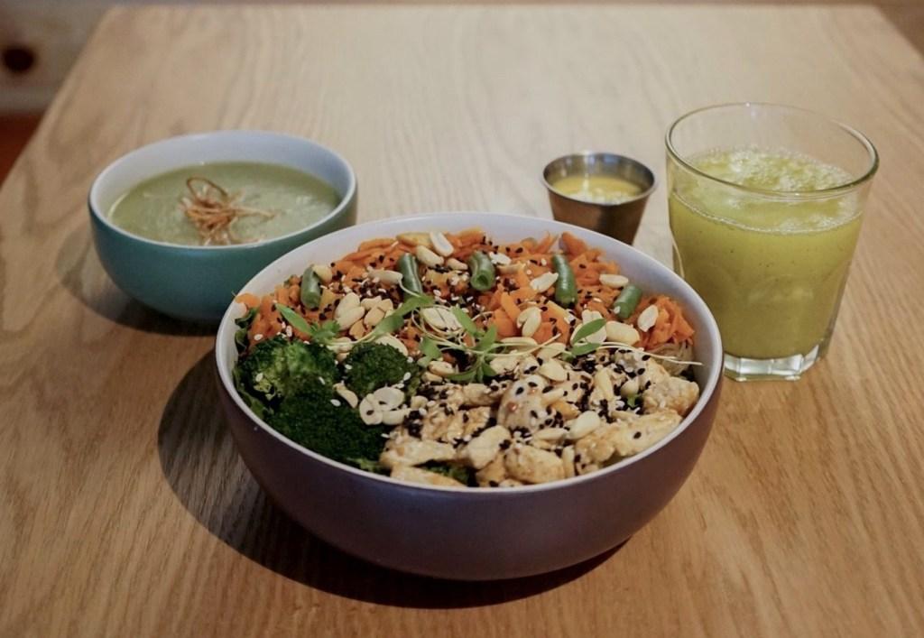 6 restaurantes en la cdmx que te llevan comida 'healthy' hasta tu casa