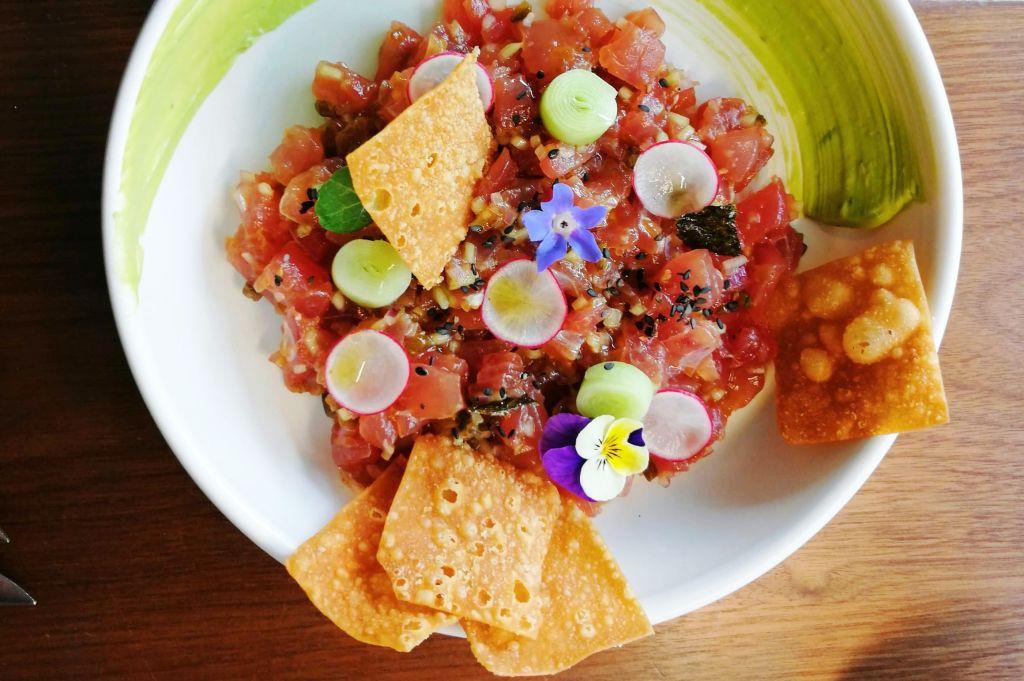 El restaurante Aitana te comparte la receta de su exquisita tártara de atún (prepárala esta cuarentena)