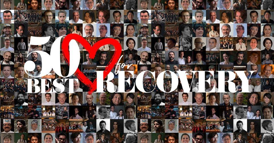 50 BEST FOR RECOVERY: La nueva iniciativa de THE WORLD'S 50 BEST RESTAURANTS para apoyar a la industria restaurantera